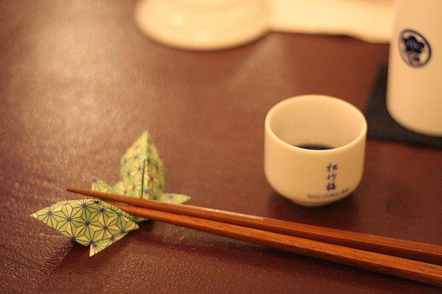 Sake,_Chopsticks,_Paper_Rest