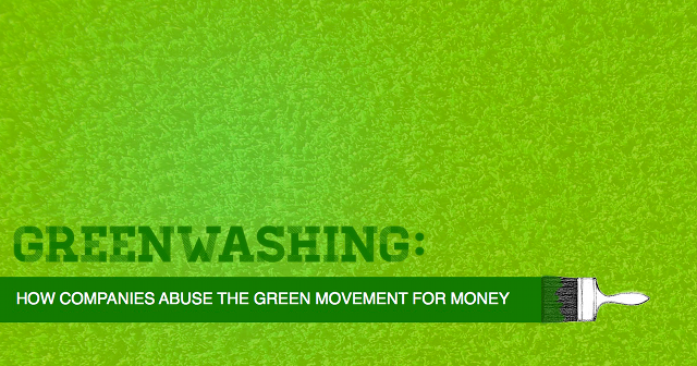 Greenwashing Three Leading Offenders